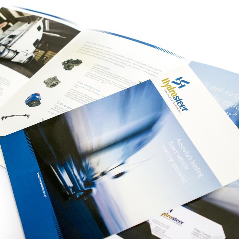 Hydrosteer Promotional Brochure
