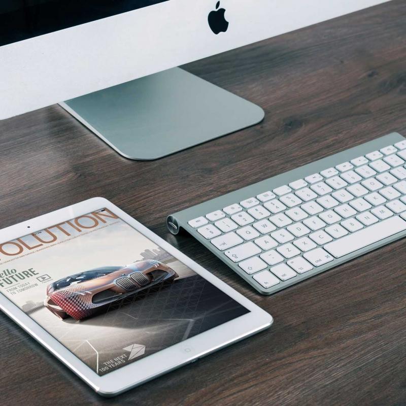 Evolution Digital Magazine