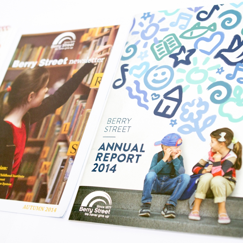 Berry Street Annual Report