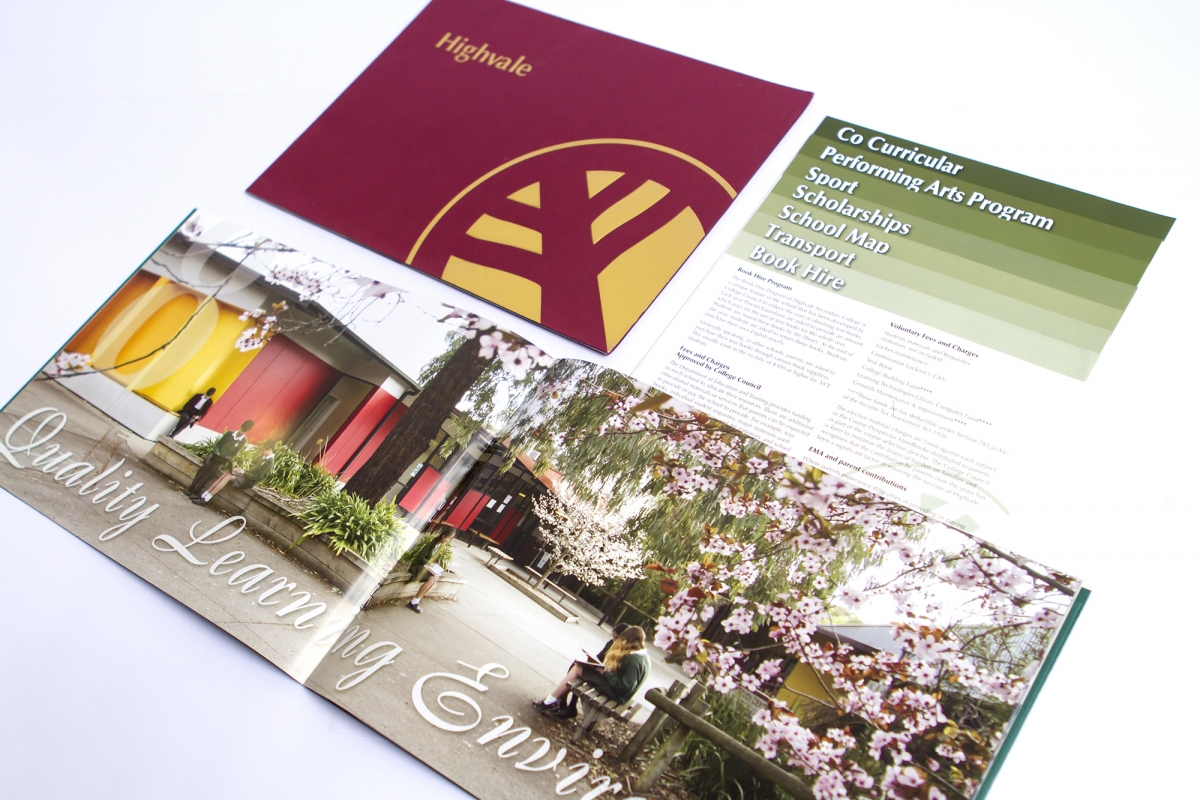 Highvale College Prospectus