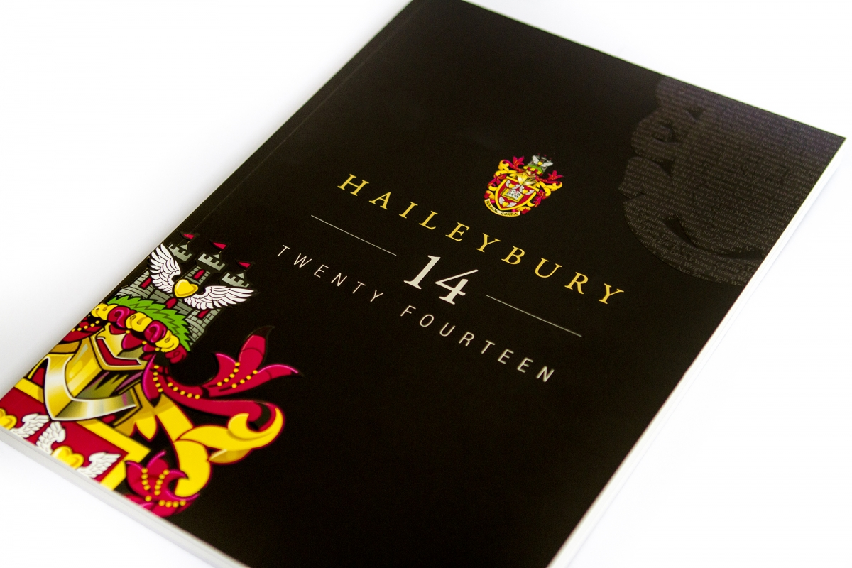 Haileybury Yearbook