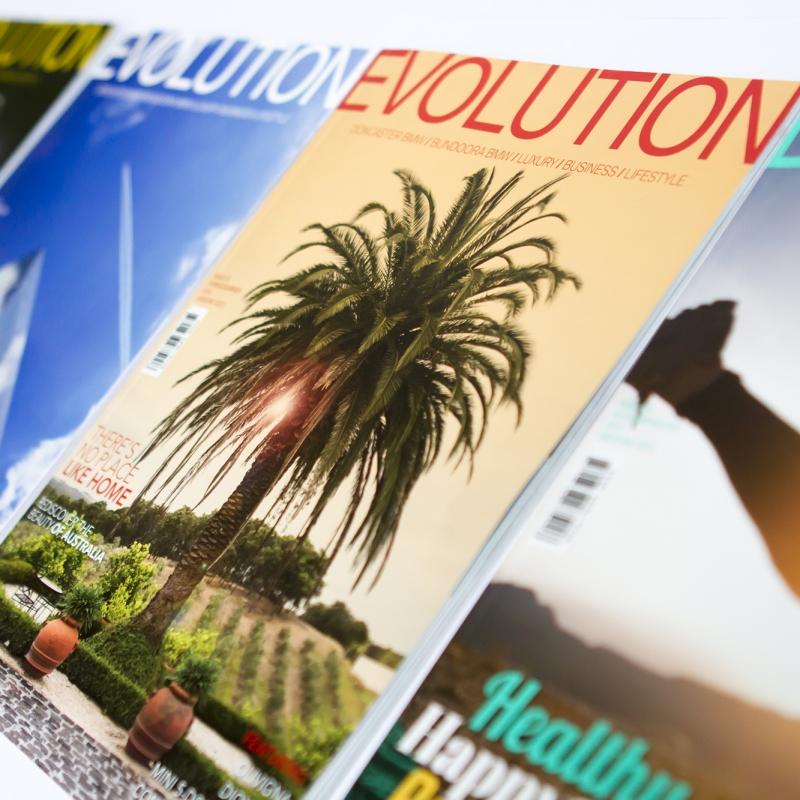 Doncaster BMW Evolution Magazine