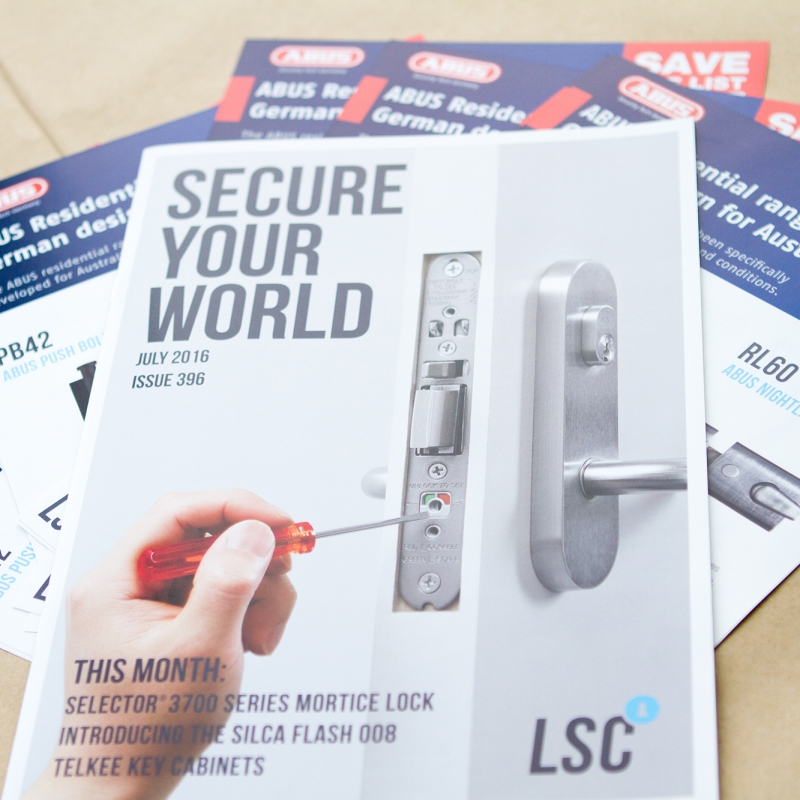 LSC Monthly Newsletter