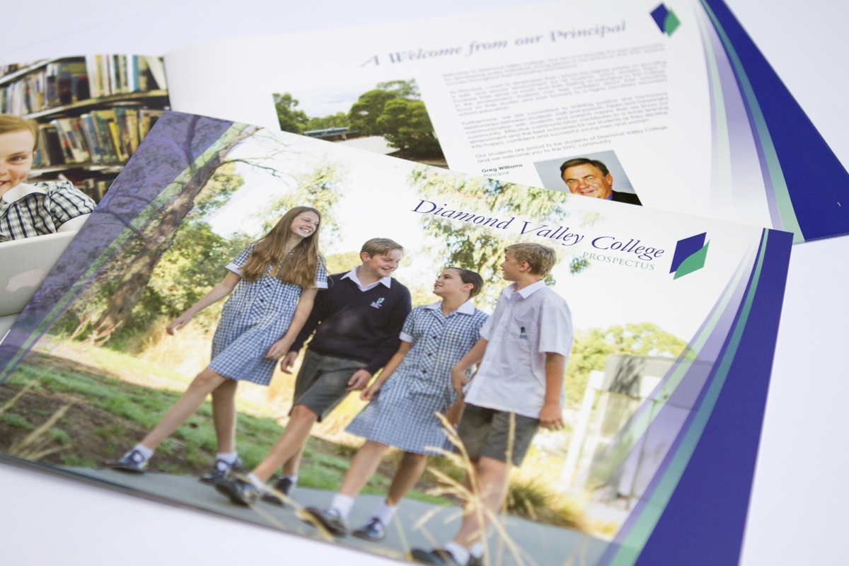 Diamond Valley College Prospectus
