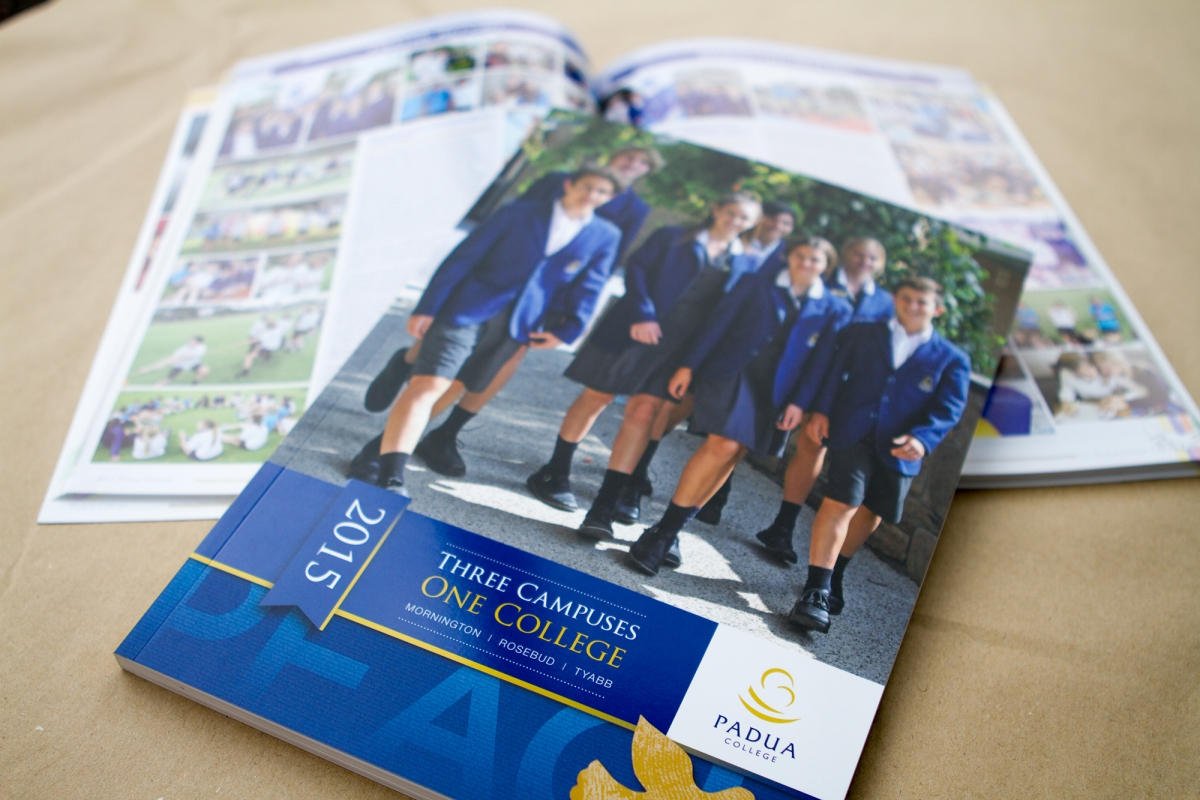 Padua College Yearbook